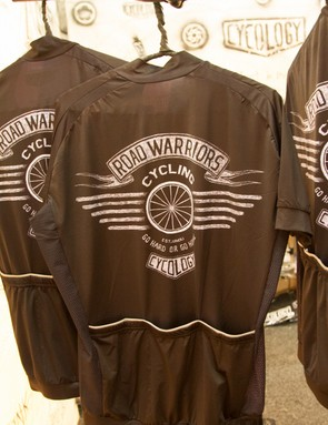 The riding jersey's seemed to be great quality and with a little attitude
