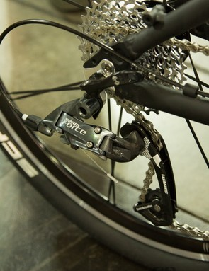 20 speed SRAM Force on a folding bike? The Tern Eclipse X20 says yes.