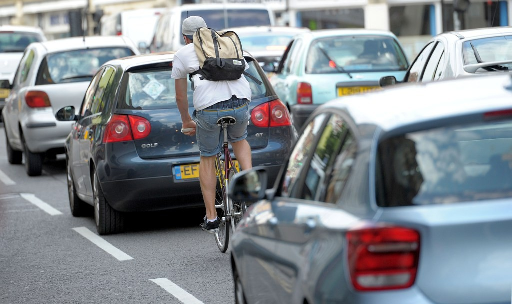 Think! will roll out a cyclists' safety campaign trialled in London to five cities including Bristol