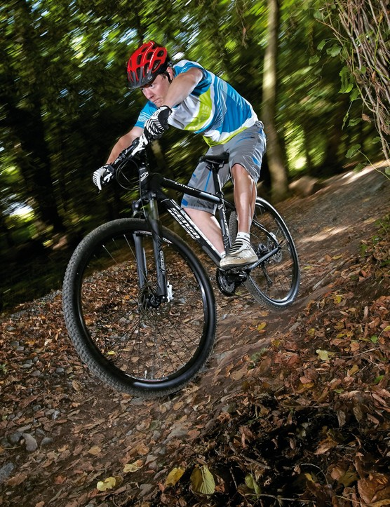 The Catena TNT Special was a competent ride