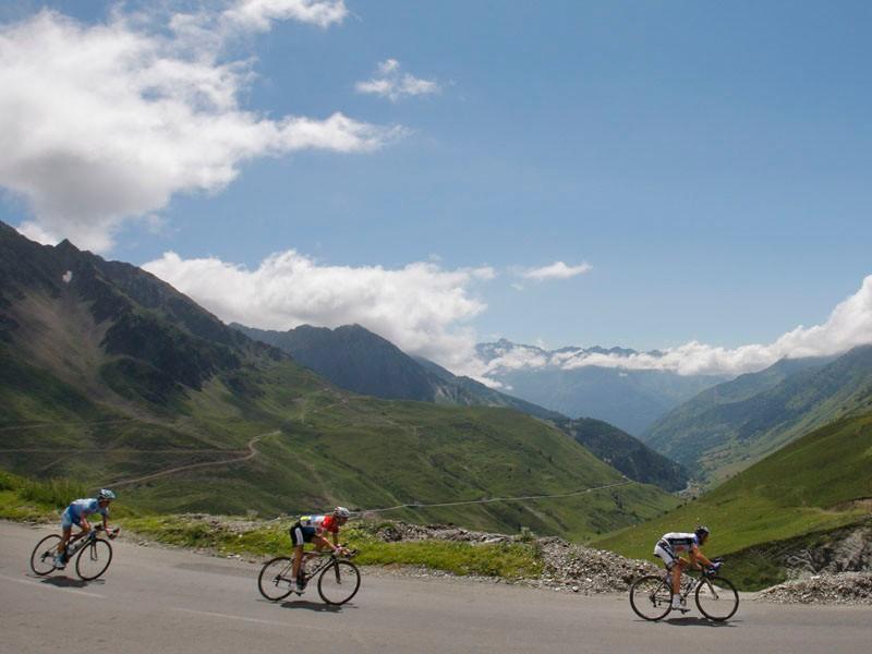 The Col du Tourmalet will feature in the 2014 Etape du Tour