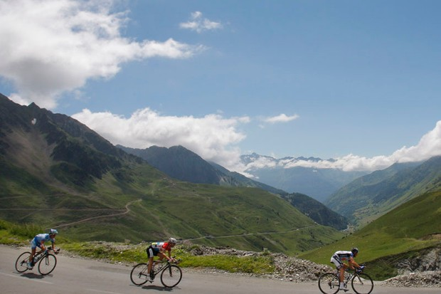 The Col du Tourmalet will feature in the 2014 Etape du Tour