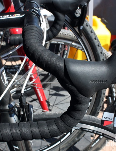 Classic-bend bars are still wildly popular amongst top pros