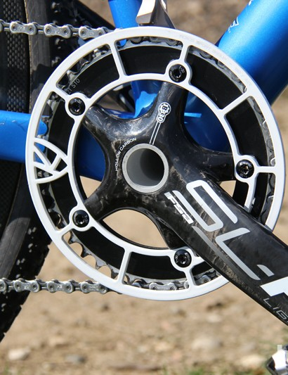 One 42T chainring is all the Belgian needs