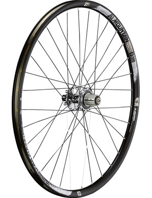 Nearly all of American Classic's mountain bike wheel range is offered in either 29in or 27.5in diameters. Notably, 26in wheels have been deleted entirely from the lineup for 2014