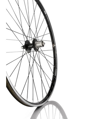 The TCX wheels from American Classic offer a lower-priced option for roadies and 'cross racers to get into a tubeless compatible, wide-profile rim