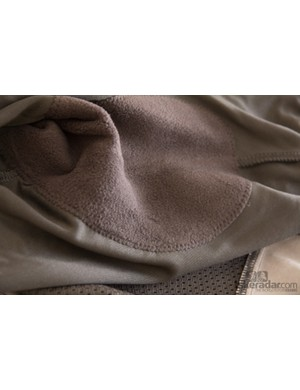 Nzo Dobies shorts - feature a built-in crotch pad. We chose to wear padded inner shorts for additional comfort