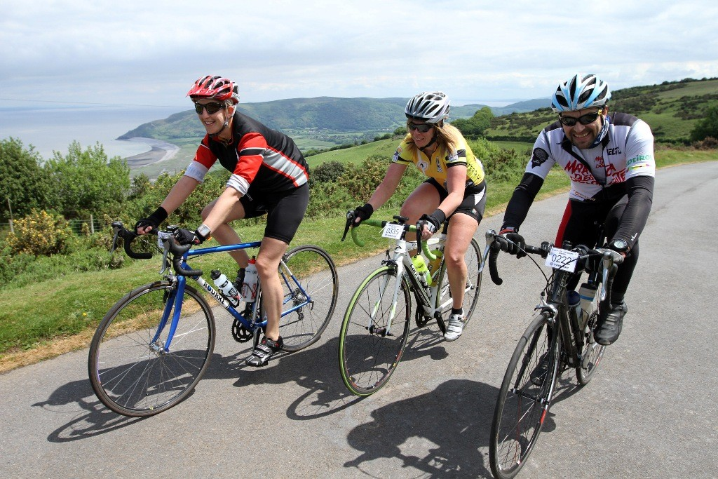 Stunning Scenery in the 2013 Tour of Wessex
