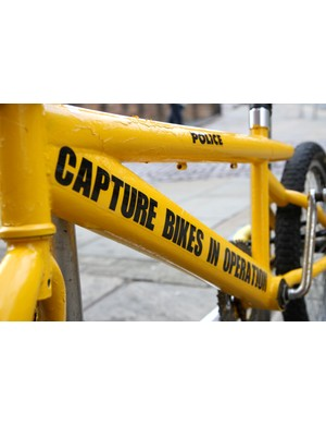 Nottingham Police are cracking down on bike theft
