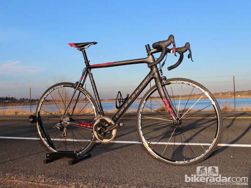 Cannondale promise to show off some hot bikes like this one at the London Bike Show in February