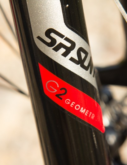 Trek have the buying power for forks with different dropout offset - this is a big part of G2 geometry