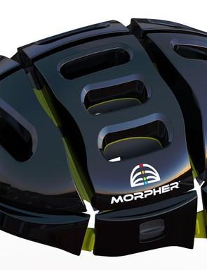 Morpher in black