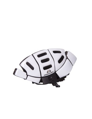 The Morpher in white