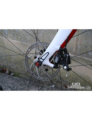 Disc brakes are nothing new for Volagi