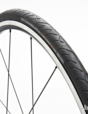 Panaracer RIBMO tyre: stands for RIde Bike MOre