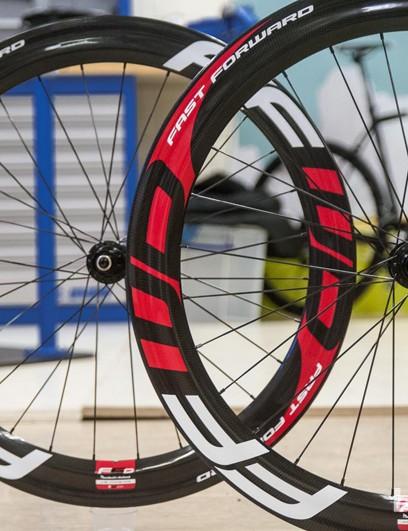 FFWD F6D wheelset