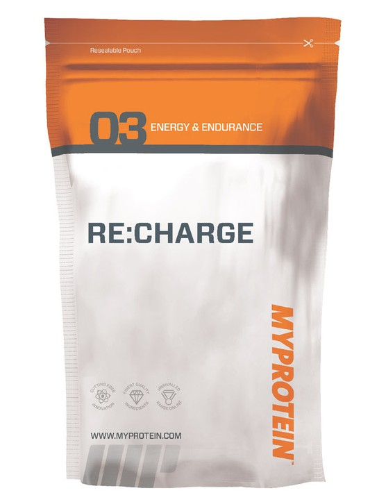 1.5kg of Myprotein Re:Charge will help see you long into your winter riding regime