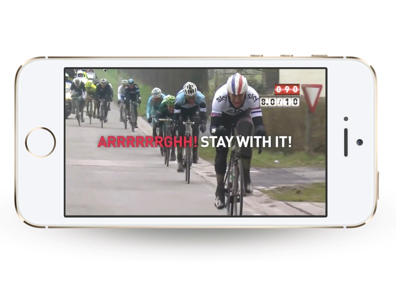 Strava recently added training videos from The Sufferfest to its Premium offerings