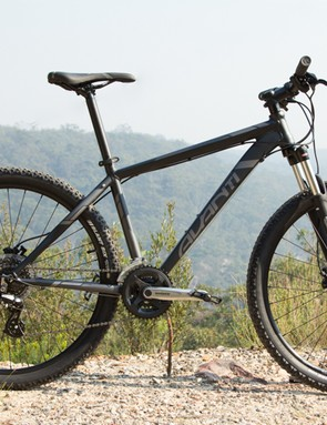 The Avanti Montari 27.2 2014 is fun handling, but a short position and basic components let it down