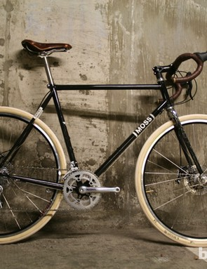 The Davies frame is built entirely to the customers' requirements