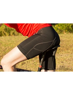 Netti Ballistic bib shorts: very close to being great, but let down by a badly placed stitch