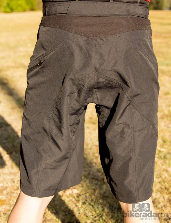 Bellwether Implant baggy shorts were lightweight and durable