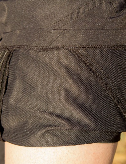 Bellwether have used a softer mesh material inside the short which never irritated or chafed the skin