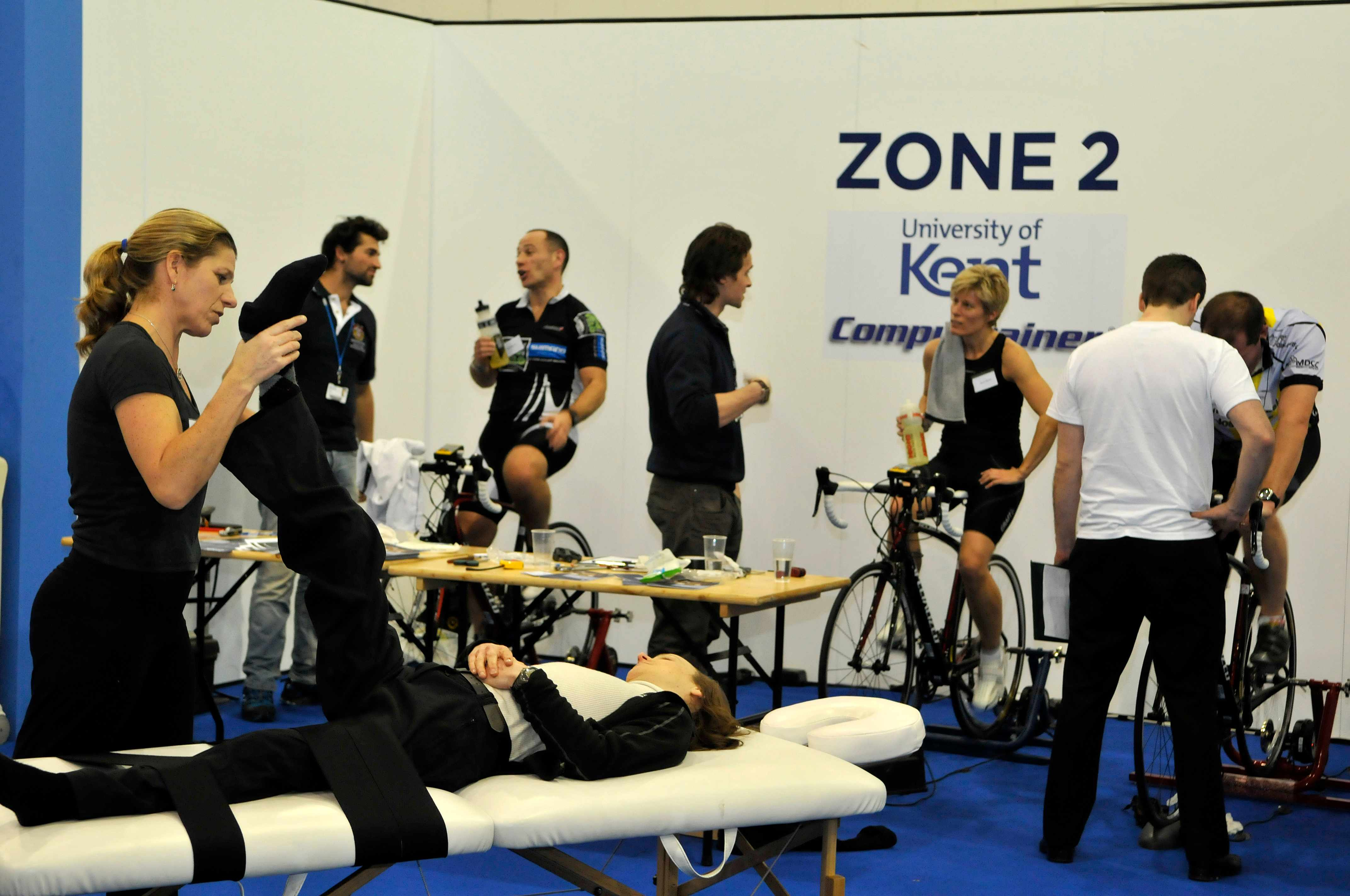 The BikeRadar Training Hub is returning to the London Bike Show for 2014