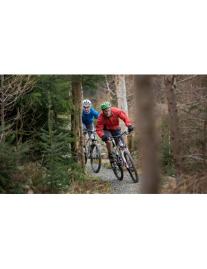 Castlewellan has routes for all abilities, from green- to red-rated, plus a purpose-built pump track