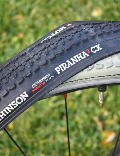 Hutchinson Piranha2 CX: the current version atop the original