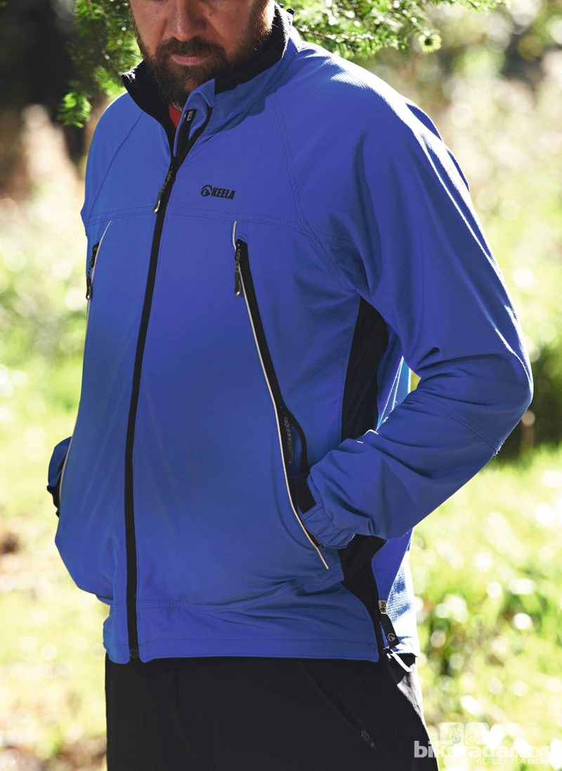 Keela Lynx Softshell jacket