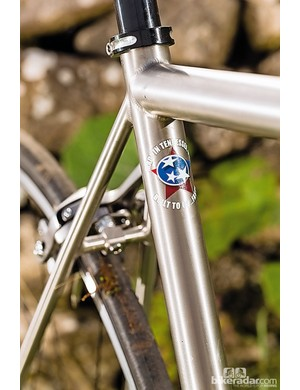 Lynskey Breakaway: great build quality and a particularly neat brake bridge