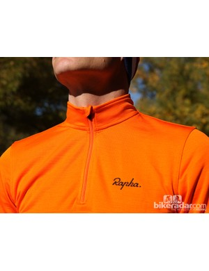 Rapha winter wear: Much of the winter line uses Sportwool, a 52% merino/48% polyester blend