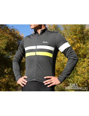 Rapha winter wear: The Brevet jersey is also made from Sportwool