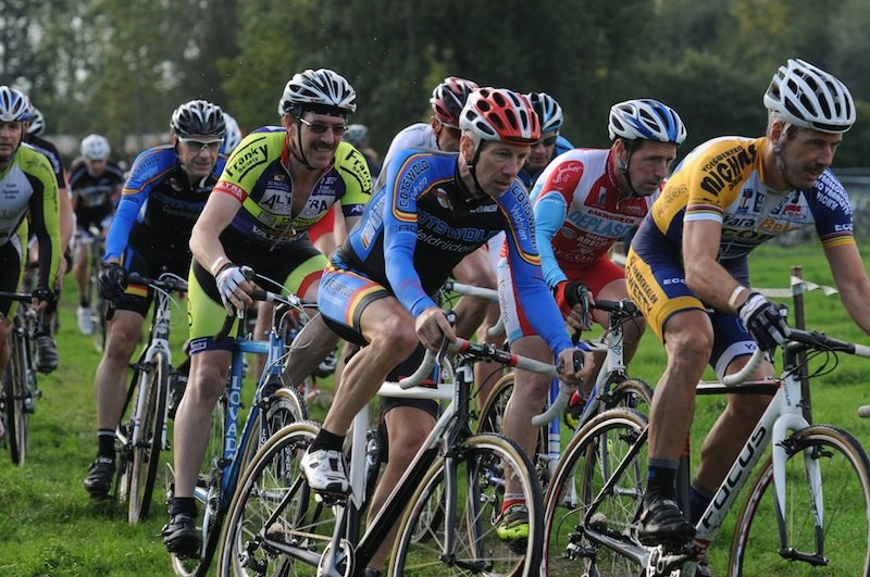 More moustaches than the average bike race…