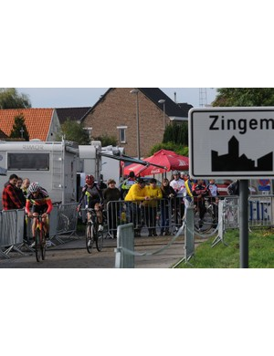 All spectators, helpers and racers have to pay to enter, but the organisation is excellent