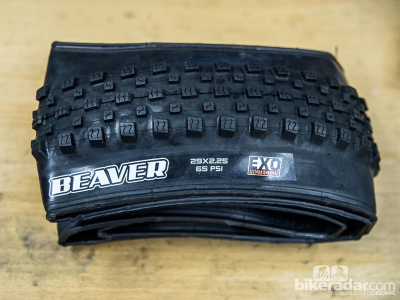 Maxxis Beaver 29x2.25in KEV EXO 62a/60ab tyres