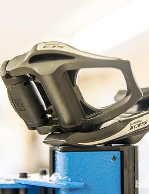Shimano PD-5700-C SPD-SL pedals