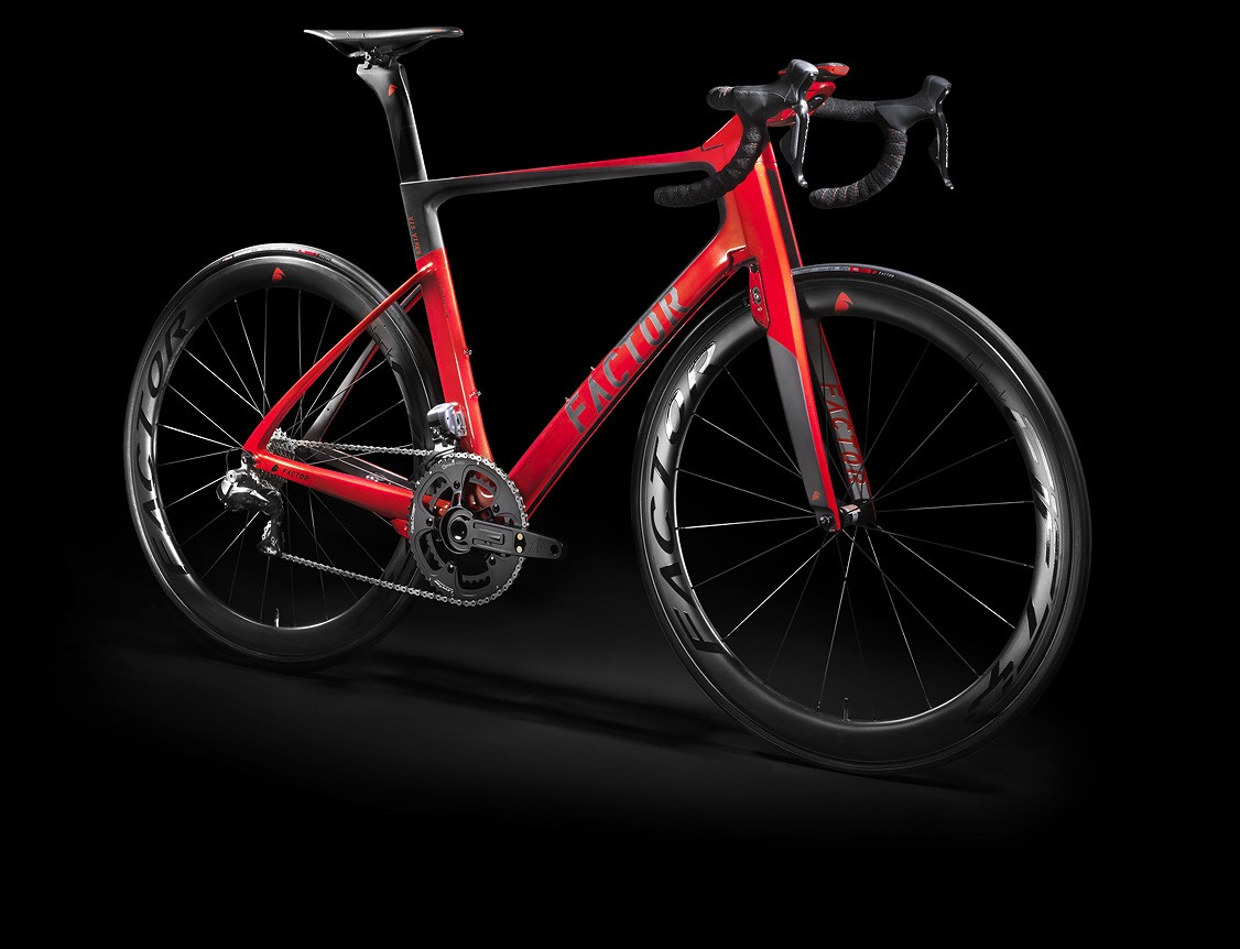 The Factor Vis Vires is on sale to the public
