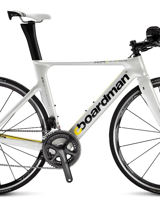 The AiR/TT 9.4 is an Ultegra Di-2 equipped time trial bike