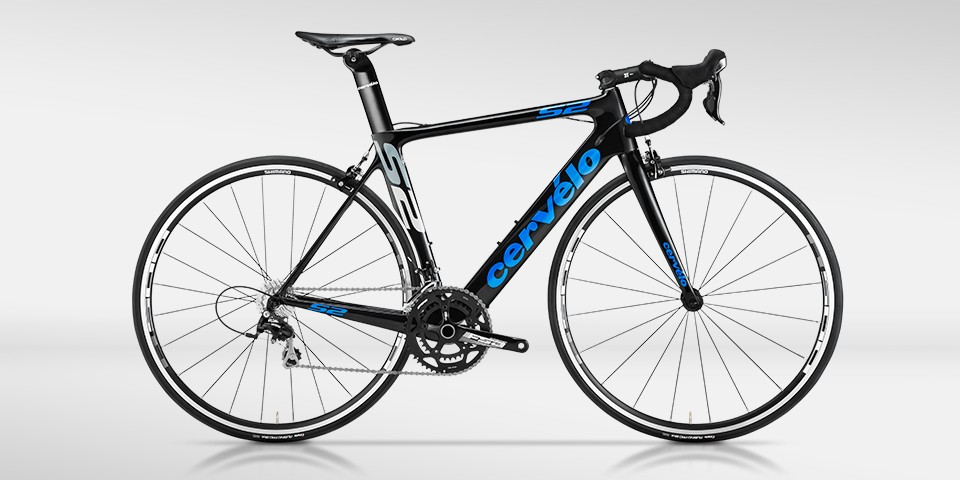 The new look Cervélo S2: takes on S3 and S4 characteristics