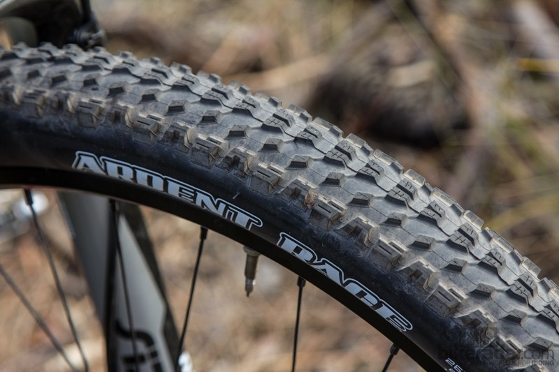 Maxxis Ardent Race 2.2 - a very capable summer trail tyre