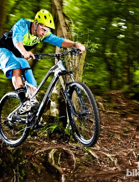The Mondraker Foxy XR has seen some significant changes for 2014