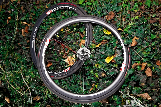 Vision Metron 40 Clincher wheels: speedy, balanced and well built