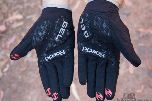 Roeckl Montefino 820 gloves - heavily padded with plenty of traction
