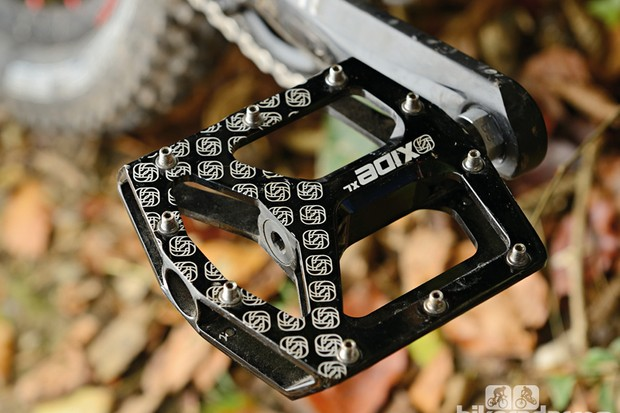 Gusset Oxide XL pedals