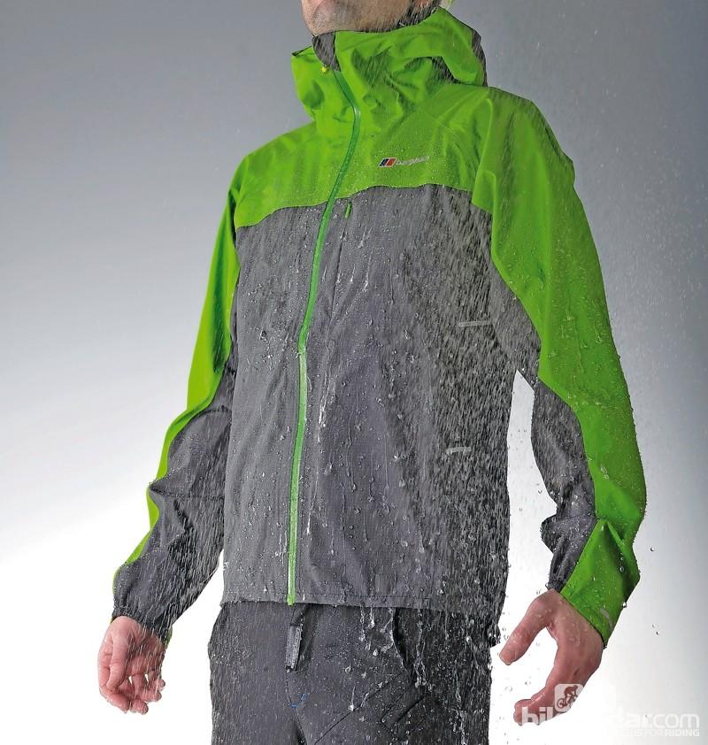 pretty cool shop stable quality Berghaus Vapour Storm waterproof jacket - BikeRadar