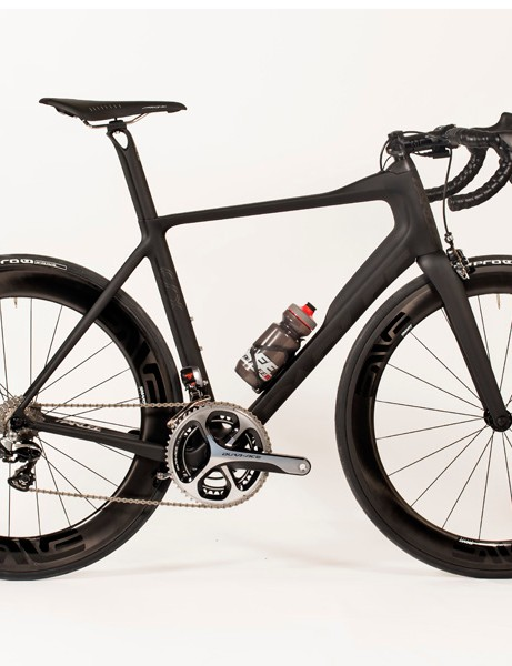 The Parlee ESX is the US brand's first didicated aero road bike