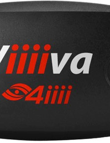 The Viiiiva heart rate strap works on both ANT+ and Bluetooth to talk to cycling components and smartphones