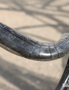 Add some cush to your next ride with Bontrager's new IsoZone bar padding